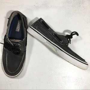 Sperry Canvas Topsider